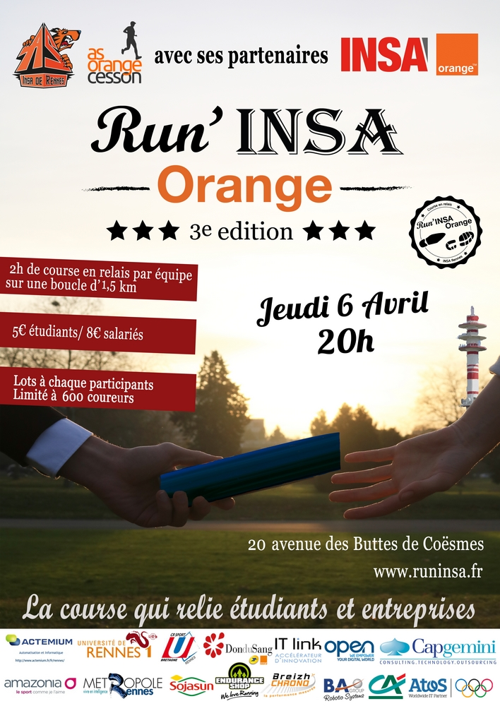 Affiche Run INSA 2017 compressée